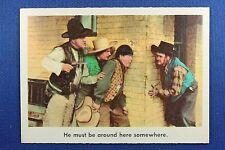 1959 Fleer - 3 Stooges - #81 He must be around here somehwere. - Nr-Mt