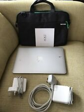 Apple MacBook Air 11 inch 2010 1.4GHz Intel Core 2 Duo 4GB Memory 256MB Graphic