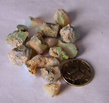 Ethiopian Opal Rough stones 10 gms From Wello Province (2073)