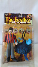 The Beatles 1999 Ringo Starr with Meanie Yellow Submarine Figurine MIB #J454