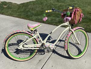 Electra Bicycles Petro Zillia Beach Cruiser Bike