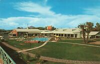 Postcard Ramada Inn Phoenix Arizona