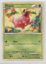 2010 Pokémon HeartGold & SoulSilver Base Set Spanish #67 Hoppip Pokemon Card 2f4