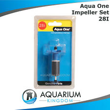 Aqua One Impeller Set 28i for Maxi 104 Powerhead Pump & 104F Internal Filter