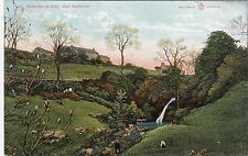The Waterfalls, Cray, Nr BUCKDEN, Wharfedale, Yorkshire