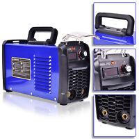 MMA-250 140A DC Inverter Portable Digital Stick Welder 110V Welding Machine US
