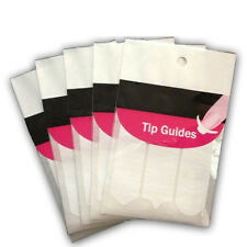 Nail Art Designs French, Chevron & Teardrop Nail Tip (Pack of 5) New