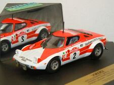 WOW EXTREMELY RARE Lancia Stratos HF 2 Winner Sanremo 1974 WRC 1:43 Vitesse/ HPI