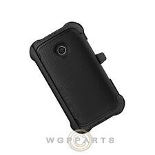 Ballistic Tough Jacket MAXX Case-Motorola Moto E Black