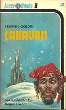 CARAVAN  Stephen Goldin - LASER BOOKS SCIENCE FICTION #8 - KELLY FREAS COVER ART