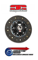 Competition Clutch Stage 2 Organic Friction Disc- For R33 GTS-T Skyline RB25DET