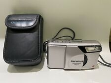 Olympus Superzoom 800S Film Camera Compact 38mm-80mm Zoom.