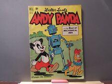 Dell comics  Walter Lantz  Andy Panda  #280  (1950)