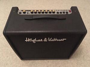 Hughes & Kettner Edition Silver, 50 W. Verstärker, Celestion G12F-60 Speaker