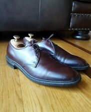Vintage WRIGHT Arch Preserver Shoes Brown Leather Oxford Size 10 B Made In USA