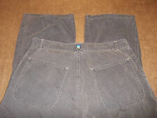 KUHL CRAG SERIES PANTS VINTAGE GRAY SOFT MEN'S 34 29