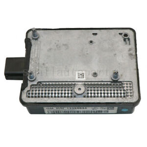 OEM Cruise Control Distance Radar Sensor 13395934 for Chevrolet GMC Cadillac