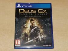 Jeux vidéo 18 ans et plus pour Sony PlayStation 4 Square Enix