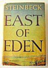 East of Eden by John Steinbeck, 1952 Hardcover with Dust Jacket, First Edition