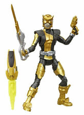 "Power Rangers Beast Morphers Gold Ranger 6"" Action Figure Hasbro"