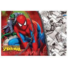 Spiderman Spinne Marvel Schreibtischunterlage Tischauflage Unterlage 55 x 38 cm.