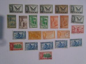 Sarawak George VI collection