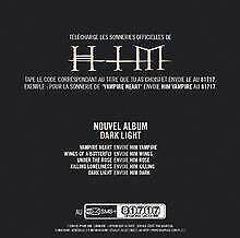 Dark Light von Him | CD | Zustand sehr gut