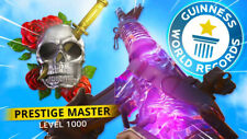 BLACK OPS COLD WAR DARK AETHER WEAPON XP LOBBY INSTANT LEVEL 1000