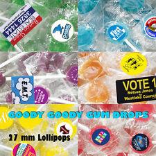 Corporate Colour Lollipops (1000 pieces)