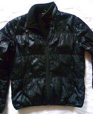 Doudoune noire IKKS Jeans Donna Karan. Taille 38