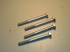 4 Nos Vintage Skidoo Snowmobile Hex Cap Bolts 732690050
