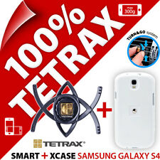 TETRAX Lot Intelligent Voiture Ventouse support + Xcase Coque Pour Samsung