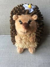 Hedgehog ABC Bakers GIRL SCOUT Cookies Promo Plush Stuffed Animal