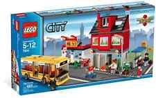 LEGO® City 7641 Stadtviertel mit Bus NEU OVP_ City Corner NEW MISB NRFB