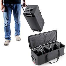 Photo Studio Lighting Carry Bag Equipment Case Rolls Padded Photography Storage