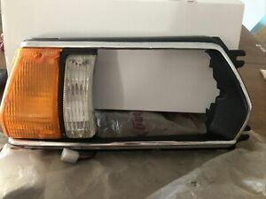 New Aftermarket Subaru Brumby Leone Brat Brumby Headlight Rim & Corner Light RH