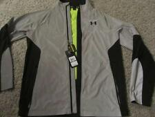 Under Armour UA CMERUN Cold Gear Infrared Reflective Running Jacket NWT $400 L