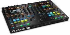 Native Instruments DJ Controllers with Built-In Mixer