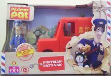 Postman Pat SDS Vehicle ~ Postman Pat's Van & Figure ~ Special Delivery Service
