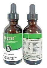 Prostate BPH Helper. Watch Gleason score go down with Liposomal PS2020.(60 ml)