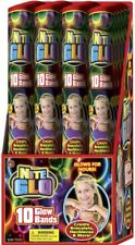 NEW Nite Glow 10 Glow Bands Pack from Mr Toys