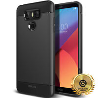OBLIQ LG G6 Case Flex Pro SHOCKPROOF Slim TPU Drop Scratch Protection Skin Cover