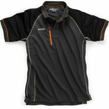 Scruffs T54441 L Trade Active Polo Size Large T-Shirt Graphite