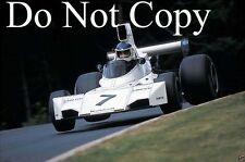Carlos Reutemann Brabham BT44 German Grand Prix 1974 Photograph