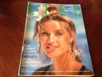 Rivista Magazine Elle France 10 Mai 1976