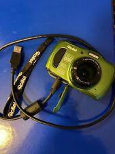 Rollei Unterwasserkamera Sportsline 100 Grün Outdoor 20MP 4xZoom staubdicht