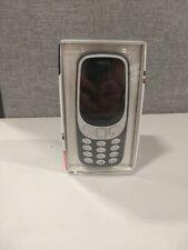 Nokia 3310 3G - Unlocked Single SIM Feature Phone - Charcoal
