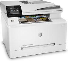 HP Laserjet Pro M283fdn Farb Laserdrucker Scanner Kopierer Fax weiß B-Ware