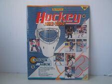 VTG Panini Hockey 1993/1994 Sticker Album Empty Blank Unused Book No Stickers