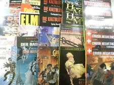 30 Stück Comic Album Sammlung Softcover Carlsen Comicplus Ehapa NEU